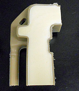 Plastic mold C