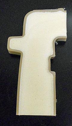 Plastic mold B