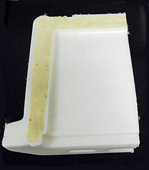 Plastic mold A